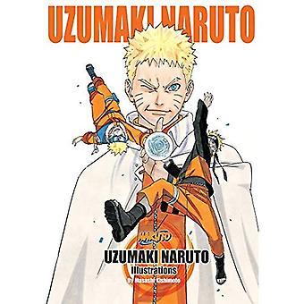 Uzumaki Naruto: ilustrações