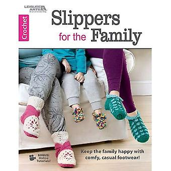 Slippers for the Family (Leisure Arts)