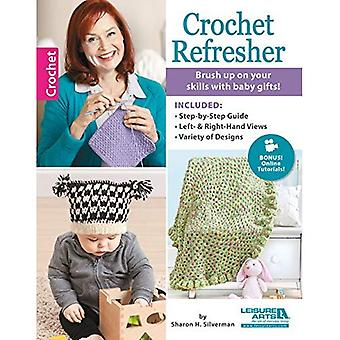 Crochet Refresher: Brush Up on Your Skills with Baby Gifts!