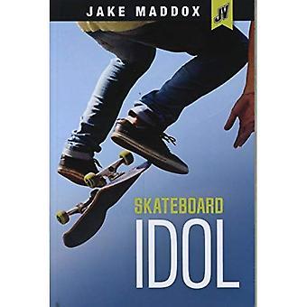 Skateboard Idol (Jake Maddox Jv)