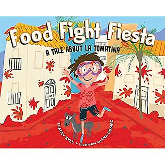 Fiesta de combat de nourriture