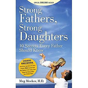 Stark fäder, stark döttrar: 10 hemligheter varje far bör veta