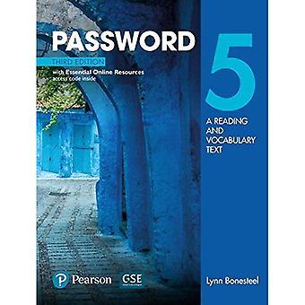 Wachtwoord 5 met essentiële onlinebronnen