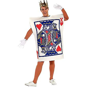 King Of Cards Adult Costume - 20378