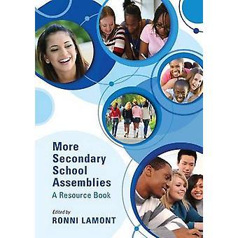 Flere videregående skole samlinger A ressurs bok av Lamont & Ronni