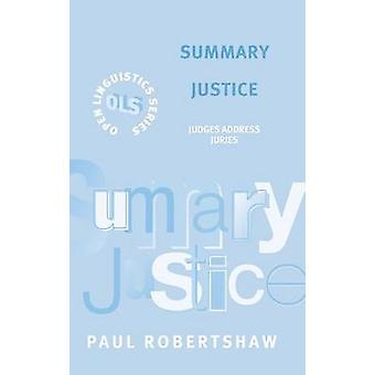 Zusammenfassung-Gerechtigkeit von Robertshaw & Paul