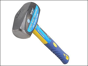 BlueSpot Tools Fibreglass Club Hammer 1.13kg (2.1/2lb)