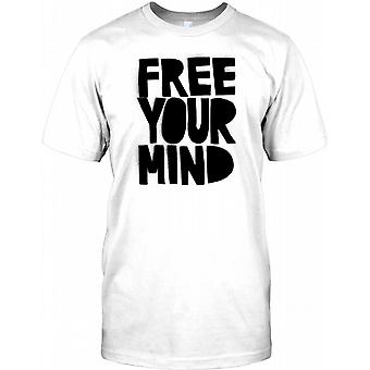 Free Your Mind - Conspiracy Kids T Shirt