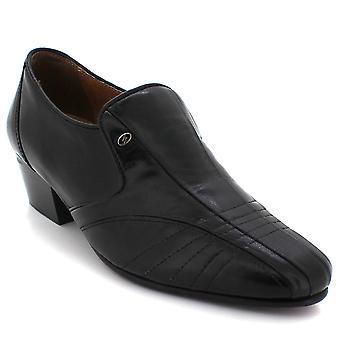 Aarz Londen Rock-heren hakken schoen