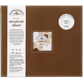 Doodlebug Storybook D-Ring Album 12
