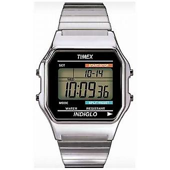 Timex Gent's Indiglo Alarm Chronograph T78587 Watch