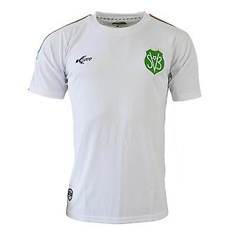 2015-2016 Surinam Training Shirt (White)