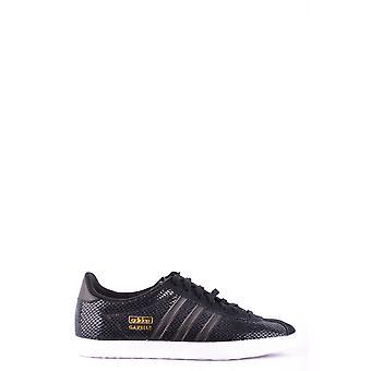 Adidas Black Suede Sneakers