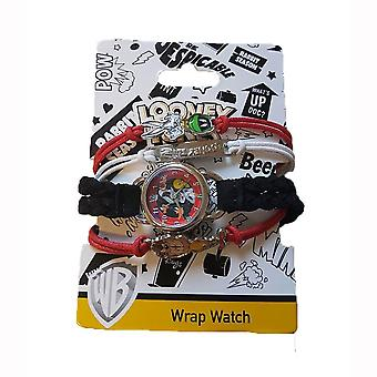Looney Tunes Characters Watch and Bracelet Set