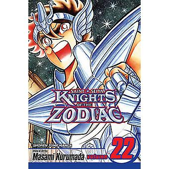 Knights of the Zodiac (Saint Seiya) - Volume 22 by Masami Kurumada -