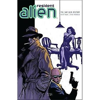 Resident Alien Volume 3 - The Sam Hain Mystery by Steve Parkhouse - Pe