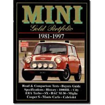 Mini Gold Portfolio - 1981-1997 by R. M. Clarke - 9781855203853 Book