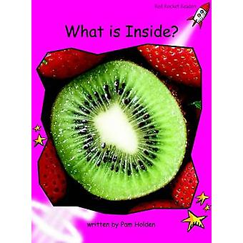 What is Inside? - Emergent (International edition) by Pam Holden - 978