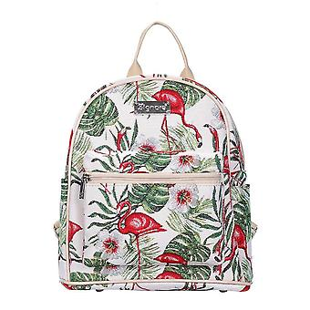Flamingo casual daypack by signare tapestry / dapk-flam
