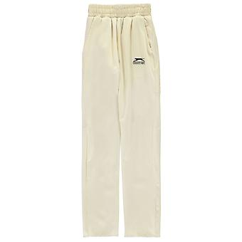Slazenger Boys Aero Cricket Trousers Bottoms Pants Juniors