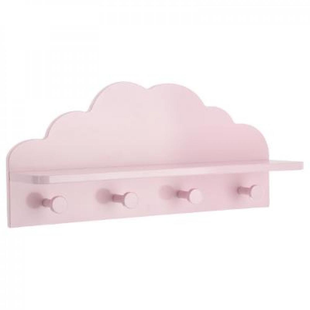 Kapstok meisjes - roze