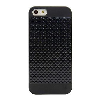 iPhone SE/5s/5 Case Textured Aluminium - Hard Shell