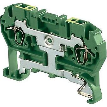 PG terminal 6 mm Pull spring Configuration: Terre Green-yellow ABB 1SNA 290 069 R1700 1 pc(s)