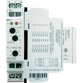 Rose LM RHT-1 Control Cabinet Thermostat And Humidistat
