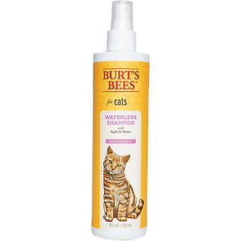 Burt's Bees Cat Shampoo 10oz-Waterless FFP7297