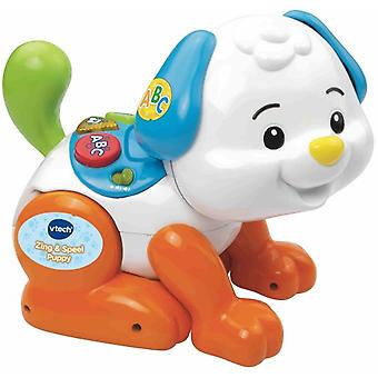 Vtech Zing  And  Speel Puppy