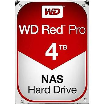 3.5 (8.9 cm) internal hard drive 4 TB Western Digital Red™ Pro Bulk WD4002FFWX SATA III