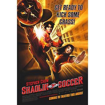 Shaolin Soccer film plakat (11 x 17)