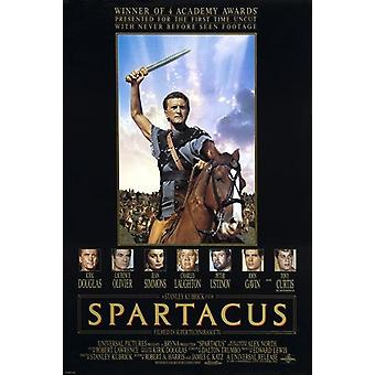 Spartacus Movie Poster (11 x 17)