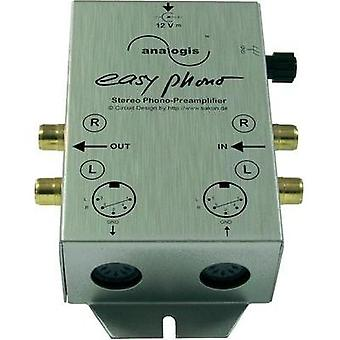 Preamplifier Analogis Easy Phono
