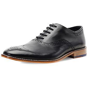 Goodwin Smith Wiswell Brogue Mens Oxford Lace Up Shoes  AND COLOURS