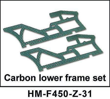 Carbon Lower Frame Set