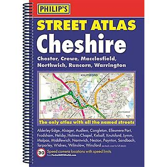 Philips Street Atlas Cheshire