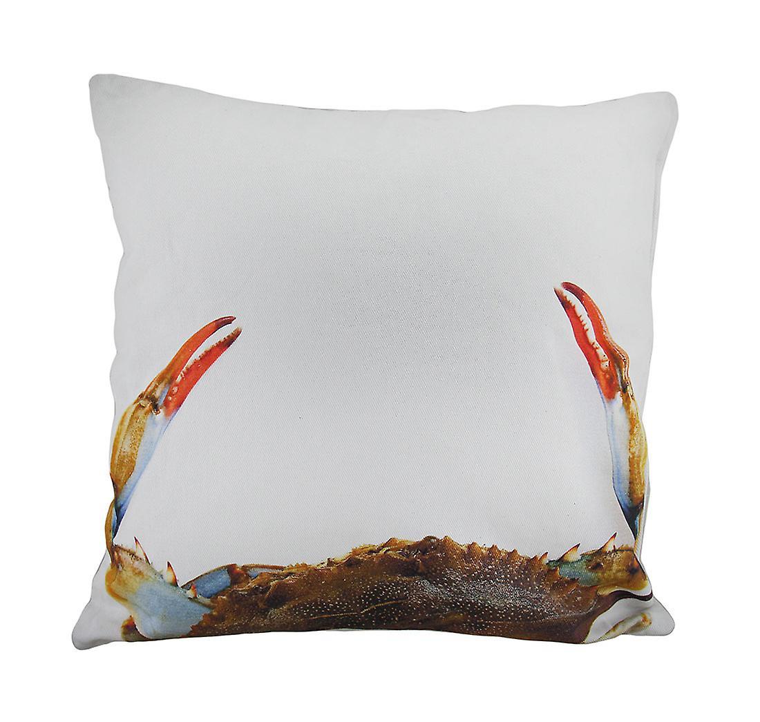 18 in. Sushi Roll and Crab Decorative Throw Pillow Fruugo