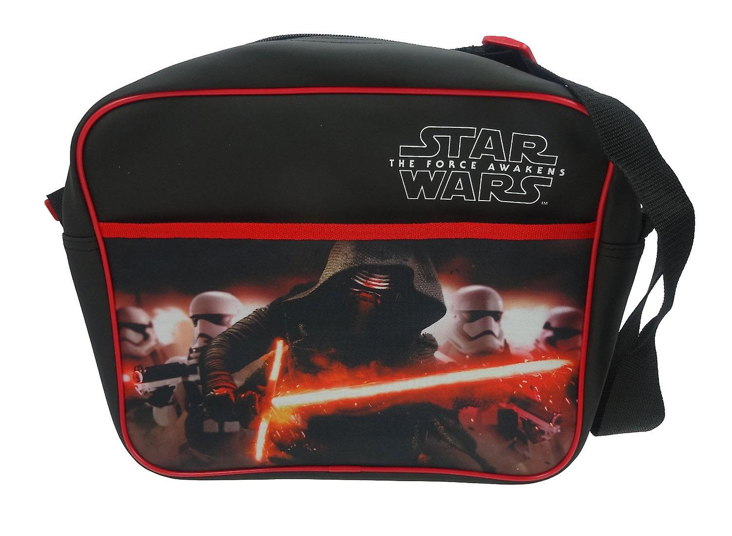Star Wars Episode 7 The Force Awakens Rule the Galaxy Courier Messenger Bag