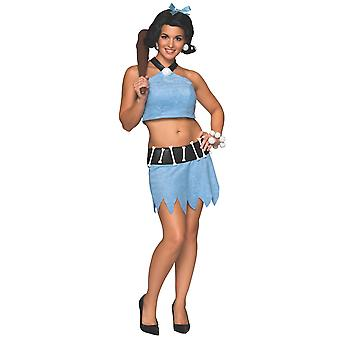 Betty Rubble de Flintstones Cavewoman Cartoon Sexy vrouw kostuum