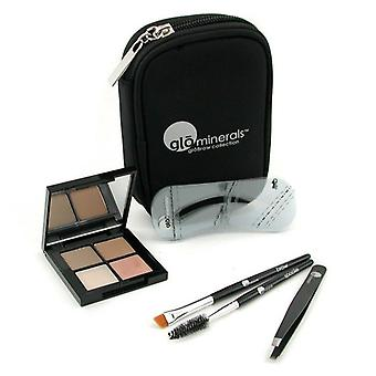 GloMinerals GloBrow collectie - Taupe