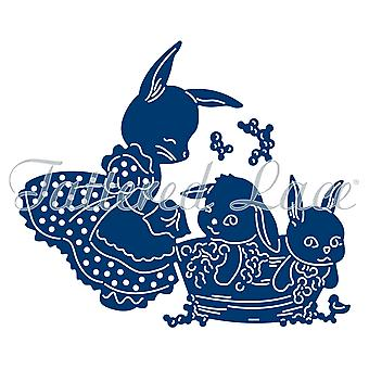 Tattered Lace Bunny Bathtime sterven
