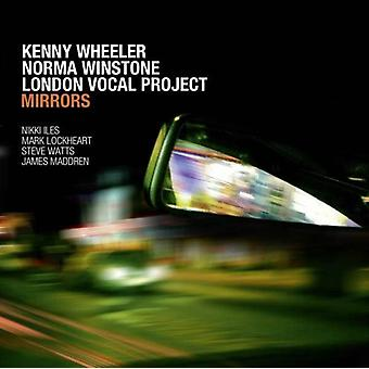 Mirrors - Kenny Wheeler & Norma Winstone by London Vocal Project