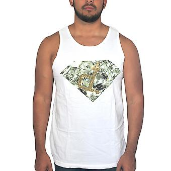 Diamond Supply Co Diamond Bling Graphic Inverted Shiny