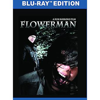 Flowerman [Blu-ray] USA importerer