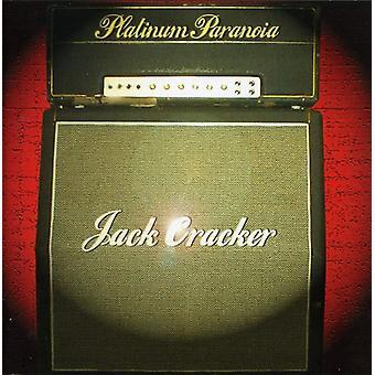 Jack Cracker - Platinum Paranoia [CD] USA import