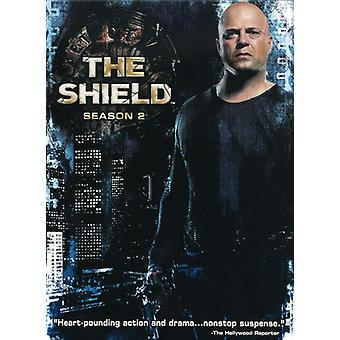 Shield - The Shield: Season 2 [4 Discs] [DVD] USA import