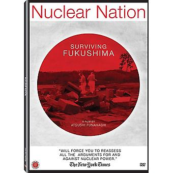 Nuclear Nation [DVD] USA import