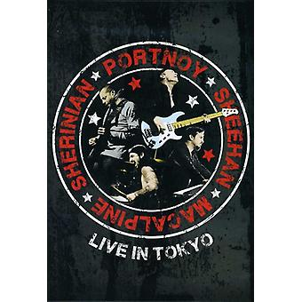 Portnoy/Sheehan/Macalpine/Sherinian - Live in Tokyo [DVD] USA Import