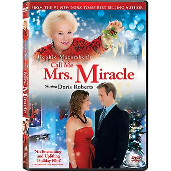 Call Me Mrs. Miracle [DVD] USA import